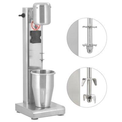 Milkshake mixer 1 L roestvrij staal