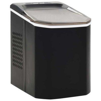 IJsblokjesmachine 1,4 L 15 kg/24 u zwart