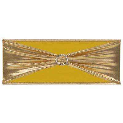 25 st Stoellint met diamant stretch goud