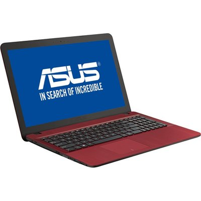 Asus X541NA / 15.6 / N3350 / 4GB DDR4 / 240GB SSD / RED / W10