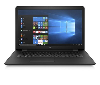 HP 17.3  i3-6006U / 8GB / 240GB SSD / W10 / DVD /  Renew