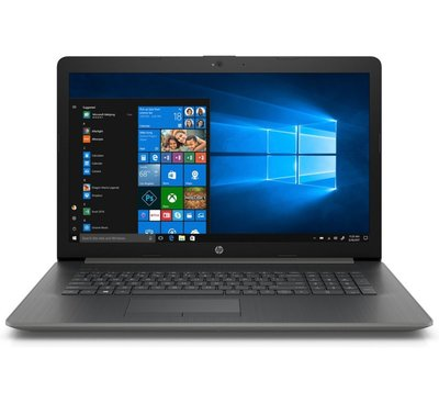 HP 17.3  i3-8130U / 4GB / 240GB SSD / DVD / W10 / RENEW