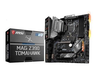 MSI MAG Z390 Tomahawk moederbord LGA 1151 (Socket H4) ATX Intel Z390