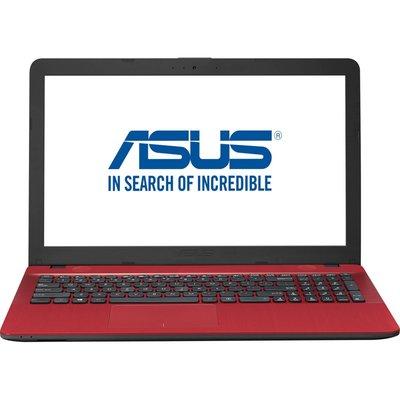 Asus X541UA RED 15.6 / i3-7100U / 240GB SSD / 4GB / W10
