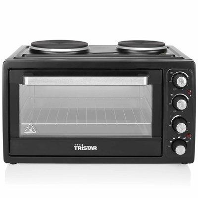 Heteluchtoven met 2 kookplaten OV-1443 3100 W 38 L