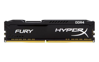 HyperX FURY Black 16GB DDR4 3200 MHz geheugenmodule