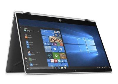 HP Pavilion x360 Touch 15.6 / i3 8130 / 240GB SSD/ 4GB / W10