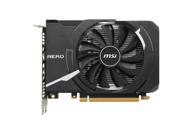 MSI GTX 1050 AERO ITX 2G OC GeForce GTX 1050 2 GB GDDR5