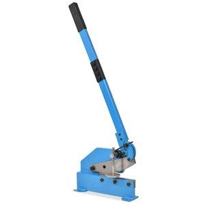Hefboomschaar 200 mm blauw