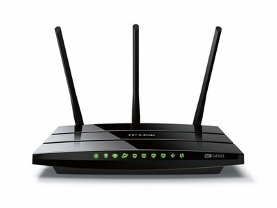 TP-Link Archer C1200 Dual-band (2.4GHz/5GHz) Wireless Router