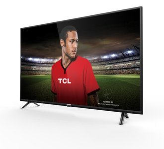 "TCL 55DP600 tv 139,7 cm (55"") 4K Ultra HD Smart TV Wi-Fi Zwart"