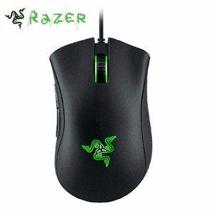 Razer DeathAdder 2013 muis USB 6400 DPI Rechtshandig Zwart