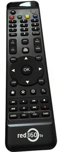 Red360 remote