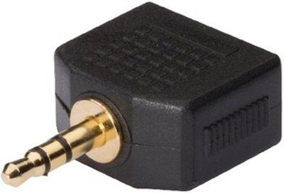 Konig 3,5mm Jack stereo audio splitter